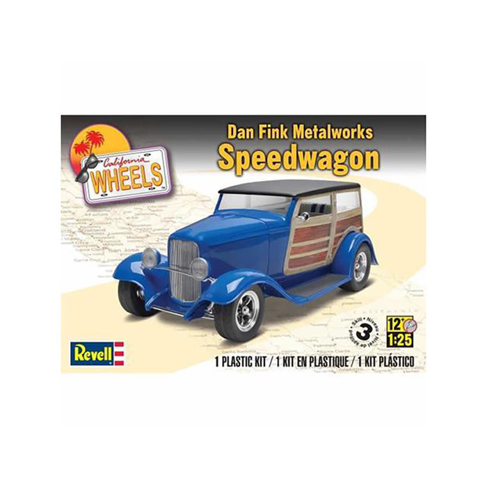 1/25 Metalworks Speedwagon