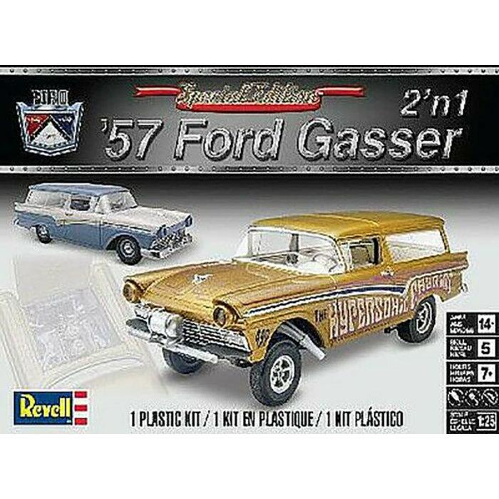 57 Ford Gasser sk5
