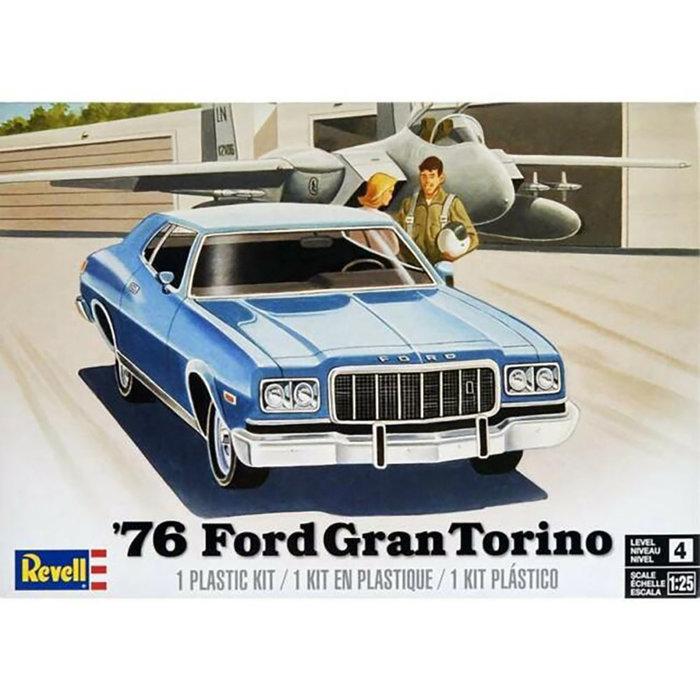 76 Gran Ford Torino Skill 4