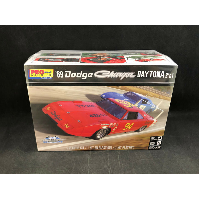 69 Dodge Charger Daytona 2n1 Skill 5