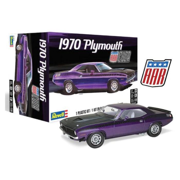 70 Plymouth Aar Cuda