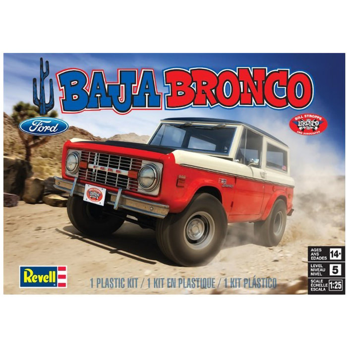 Baja Bronco Skill 5