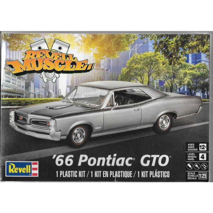 66 Pontiac Gto Skill 4