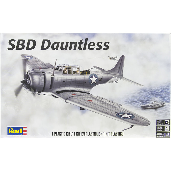DBD Dauntless 1/48