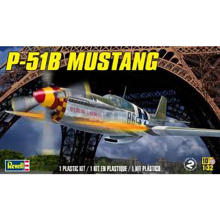 P-51B Mustang sk2