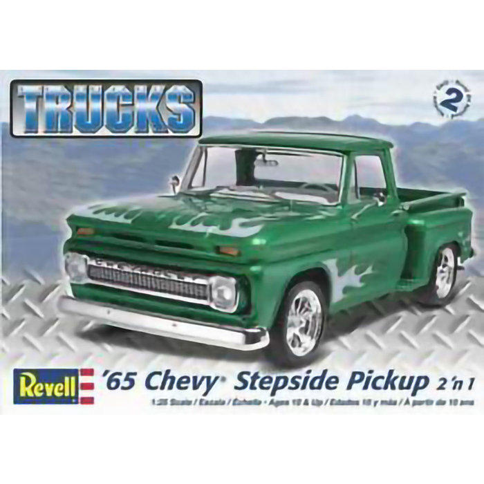 65 Chevy Stepside P/U 2n1 1/25