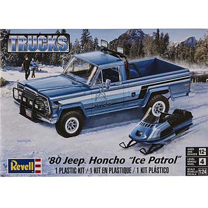 80 Jeep Honcho Ice Patrol Skill 4
