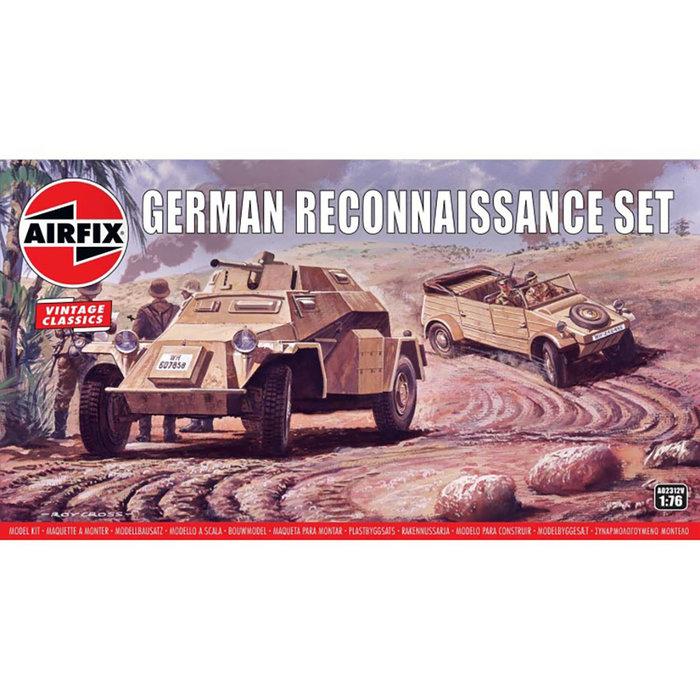 German Reconnaisance Set