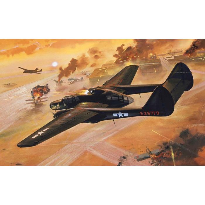 1/76  Northrop P-61 Black Widow