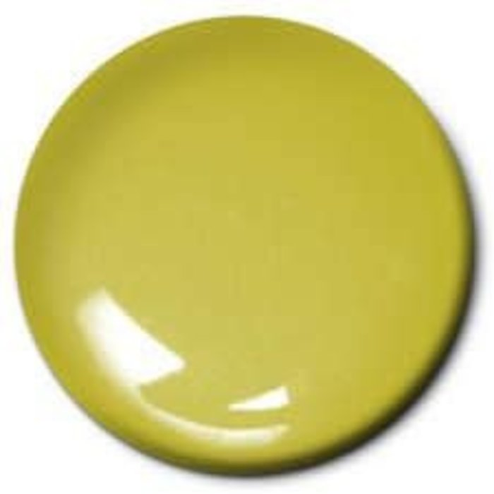 Lime Gold Metal Flake