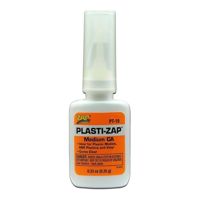 Plasti-Zap 1/3oz (ORANGE)