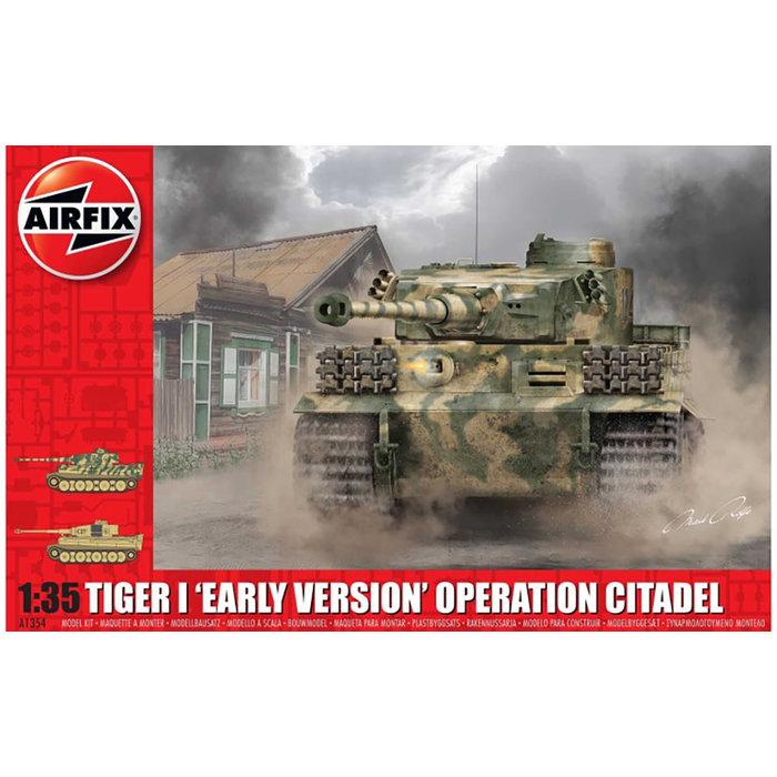 "Tiger-1 ""Early Version - Operation Citadel"""