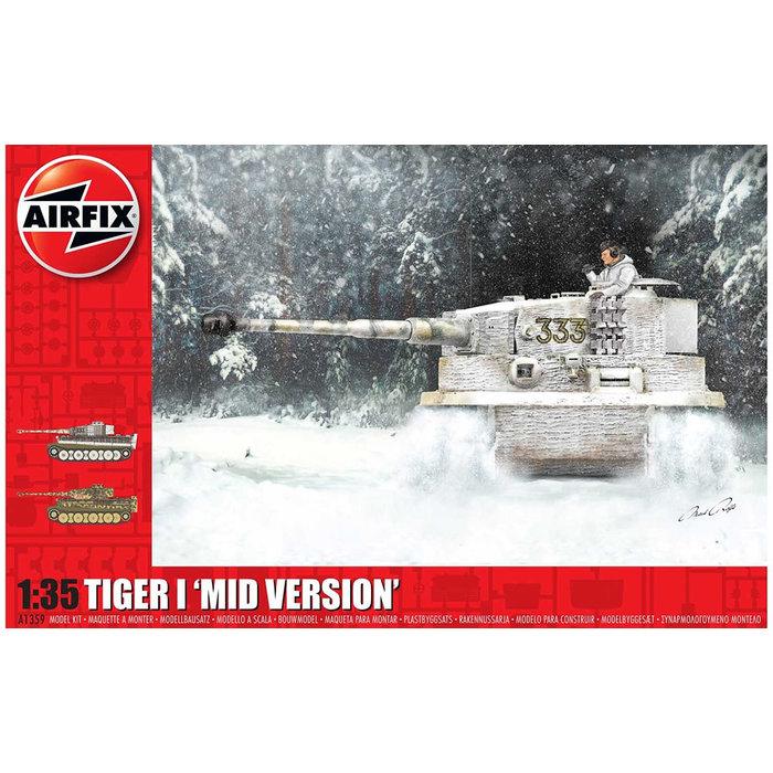 """Tiger-1 """"Mid Version"""""""