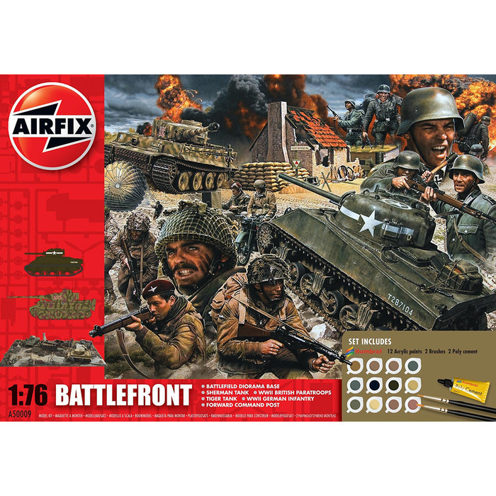 D-Day 75th Anniversary Battlefront Gift Set