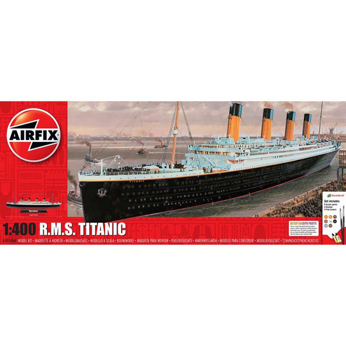 Small Gift Set - RMS Titanic