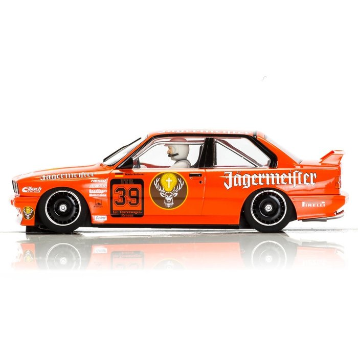 BMW E30 M3 Jagermeister