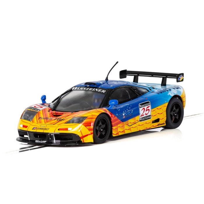 McLaren F1 GTR, FIA GT Nurburging, BBA Competition