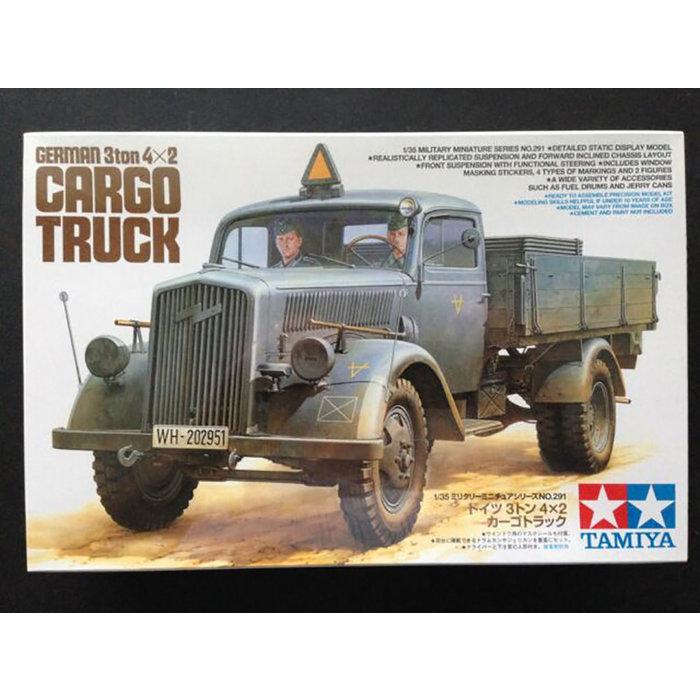 German 3-Ton 4x2 Cargo Truck 1/35