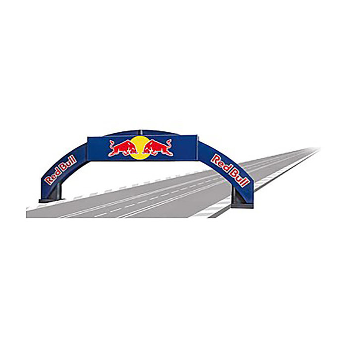 "Deco Bridge ""Red Bull"""