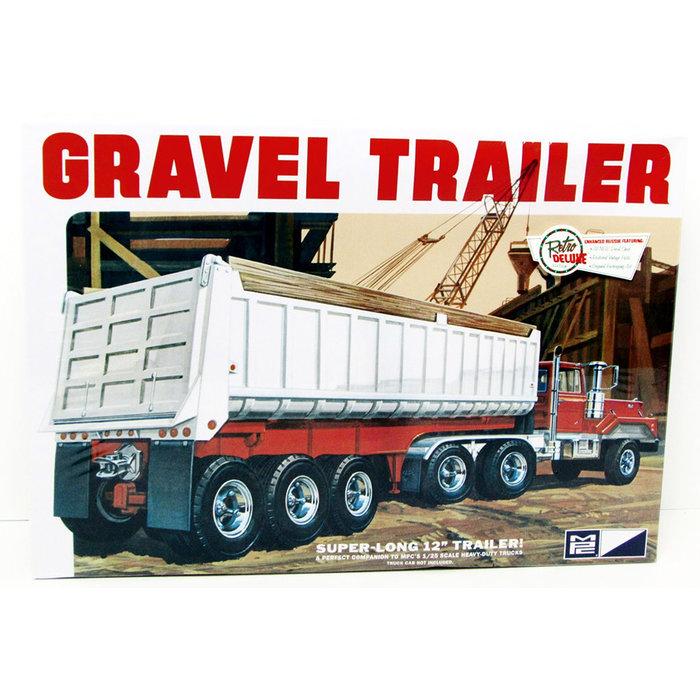 3-Axle Gravel Trailer