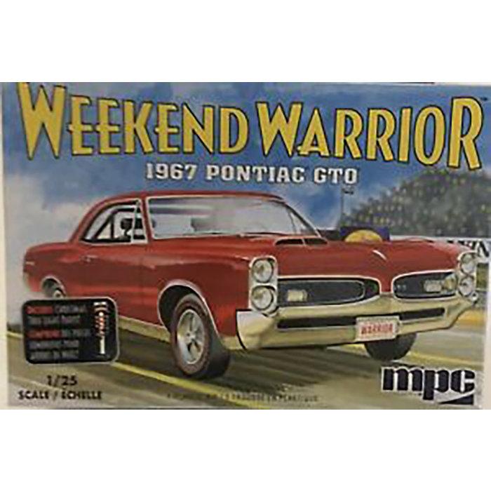 1967 Pontiac GTO Skill 3