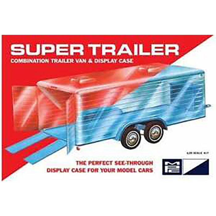 Super Display Case Trailer Skill 2