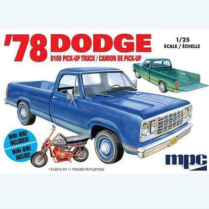 1978 Dodge D100 Custom Pickup (2T) Skill 2