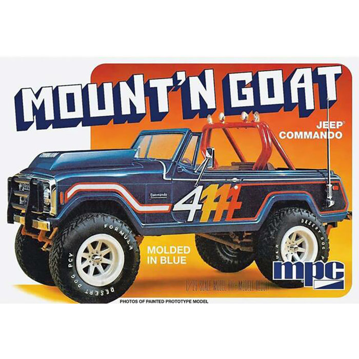 Jeep Commando ''MountN Goat''