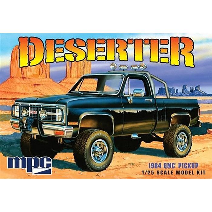 1984 GMC Pickup (Black)