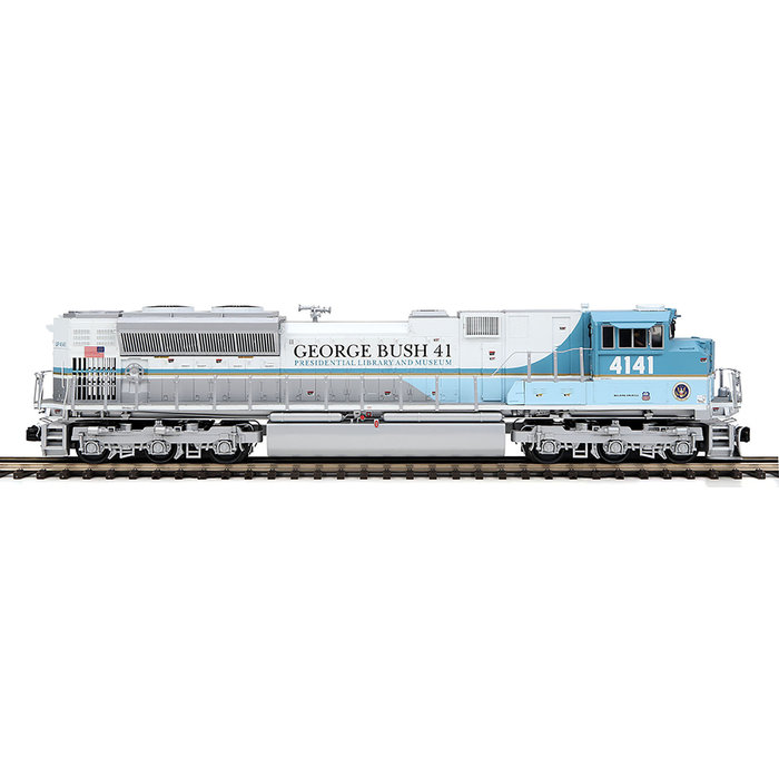 MTH 20-21155-1 O  UP George Bush #4141 SD70ACe Diesel W/PS3