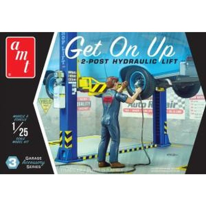 Garage Accessory Set #3 Get On Up 2T Skill 2