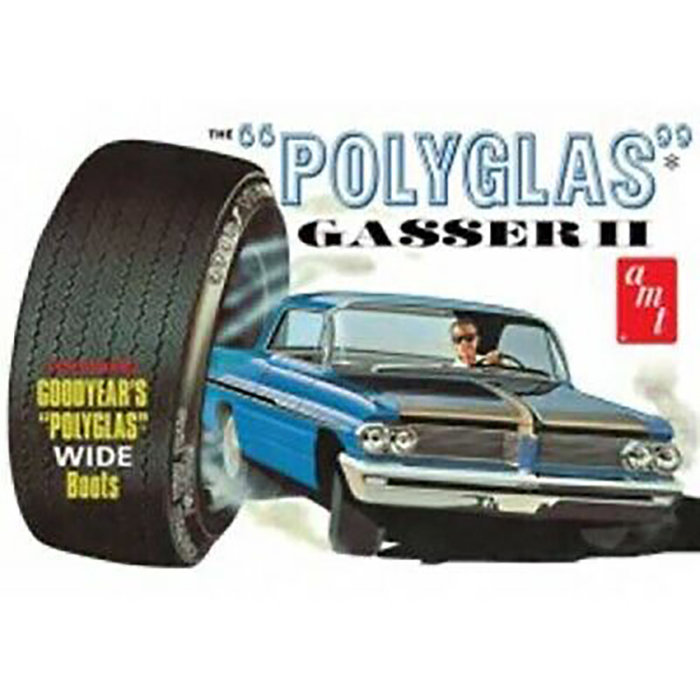 1962 Pontiac Catalina ''Polyglas Gasser II''