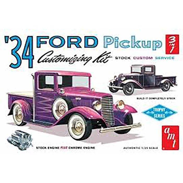 1934 Ford Pickup Skill 2