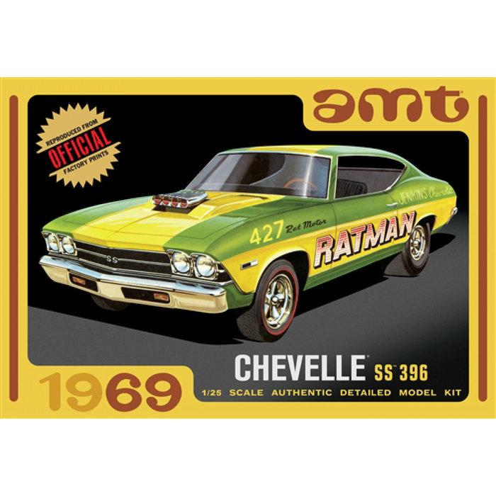 '69 Chevy Chevelle Hardtop Skill 2
