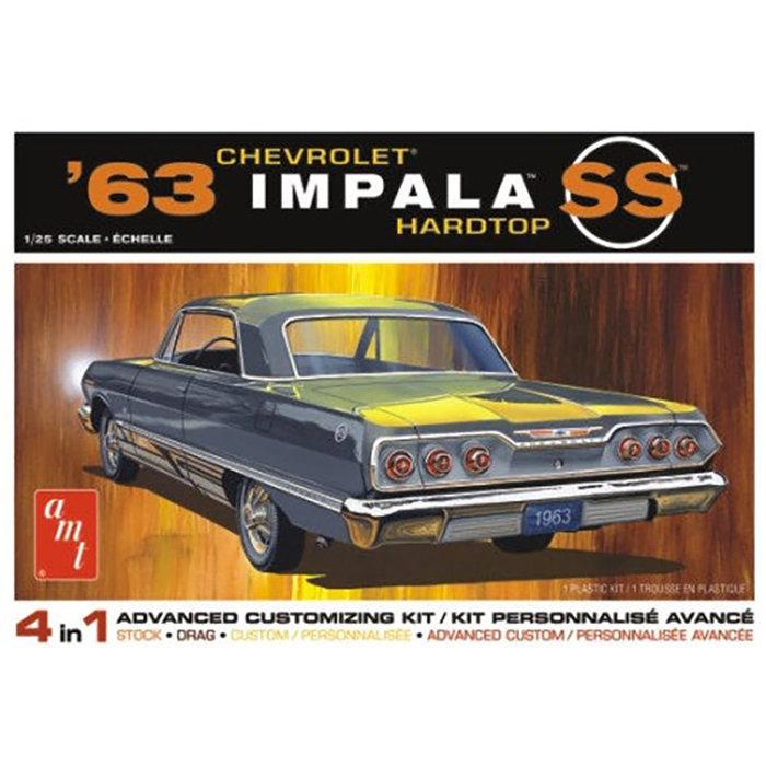 1963 Chevy Impala SS 2T Skill 2