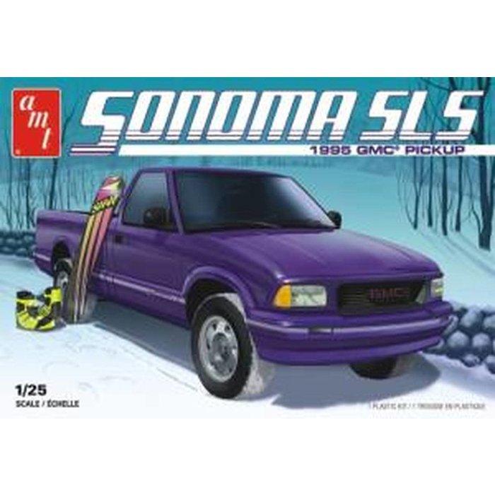 1995 GMC Sonoma Pickup 2T Skill 2