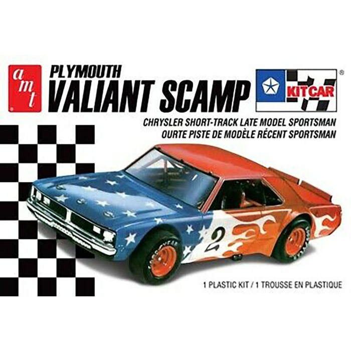 Plymouth Valiant Scamp Kit Car 2T Skill 2