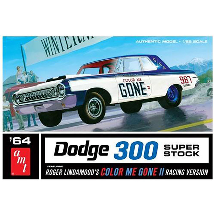Color Me Gone 1964 Dodge 300 Superstock