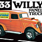 1:25 '33 Willys Panel Truck
