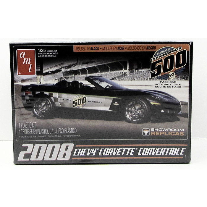 1:25 '08 Chevy Corvette Pace Car
