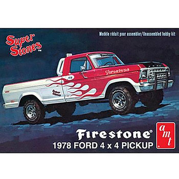 1978 Ford Pickup Firestone Super Stones