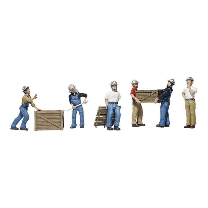 HO Dock Workers