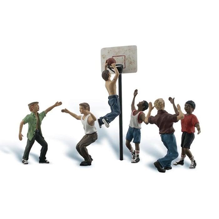 O Shootin' Hoops