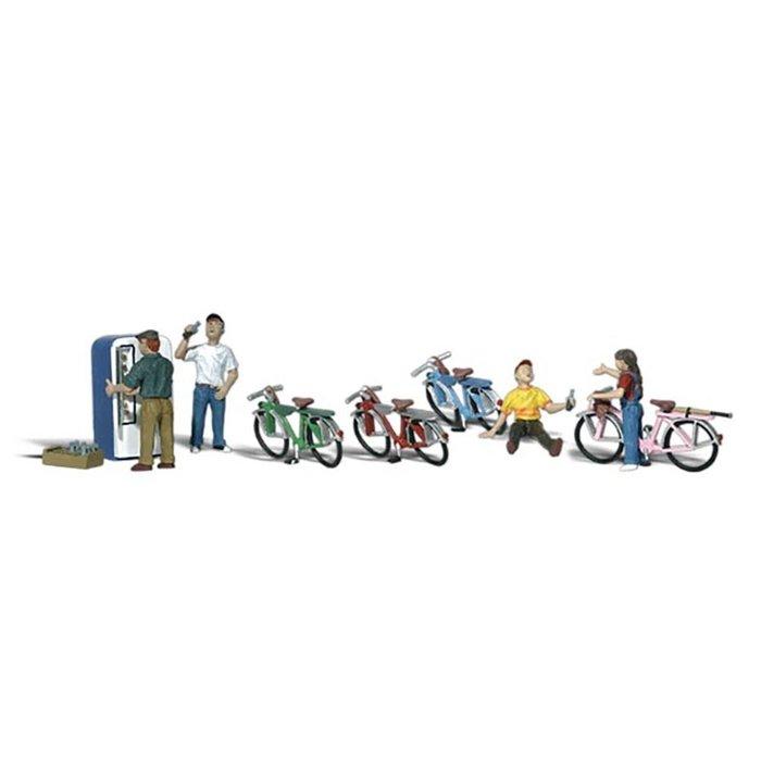 HO Bicycle Buddies