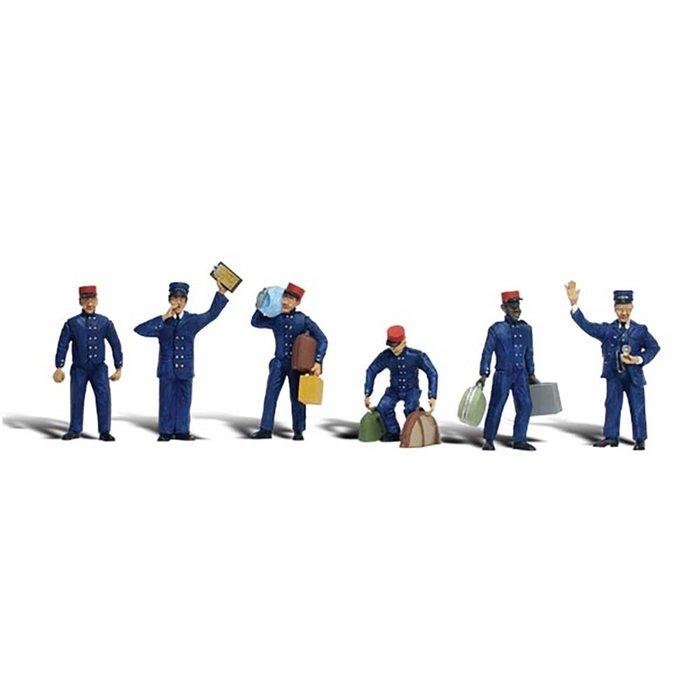 O Train Personnel