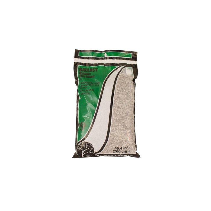 Medium Ballast Bag, Gray Blend