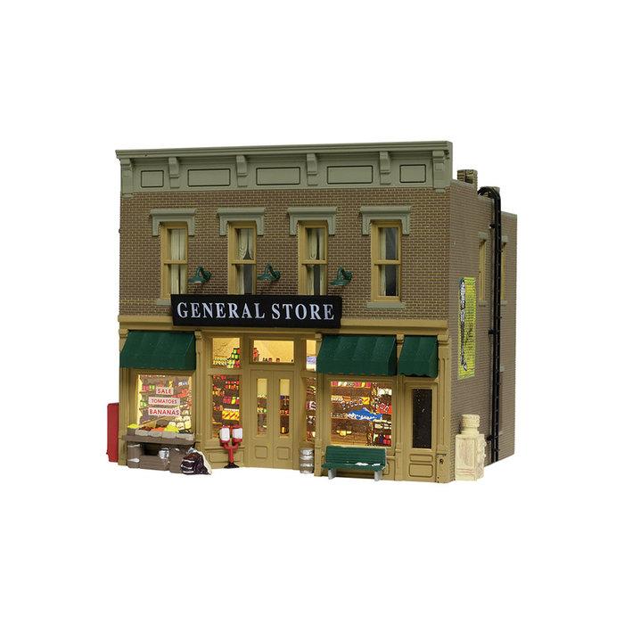 O B/U Lubener's General Store