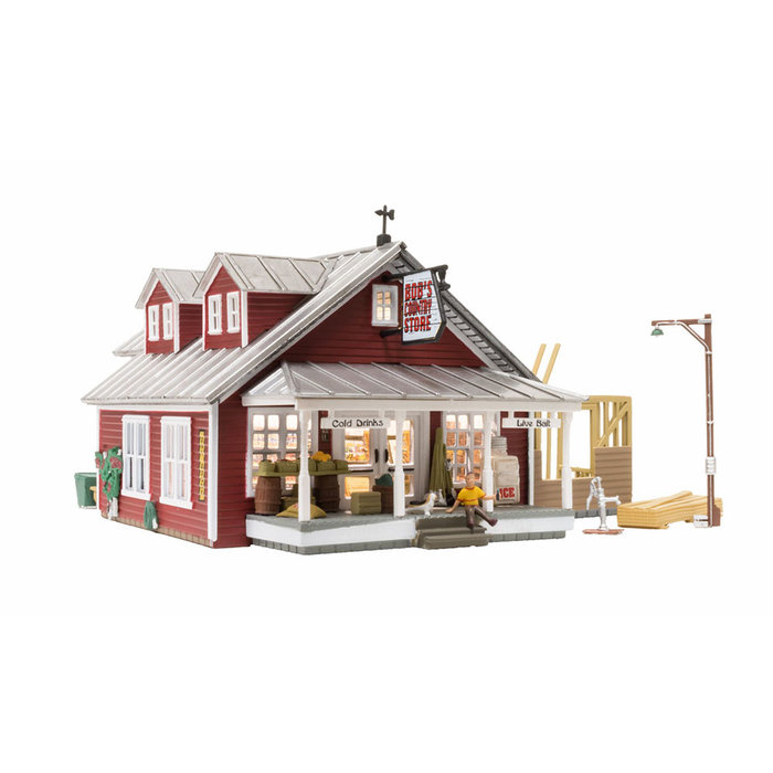 HO B/U Country Store Expansion