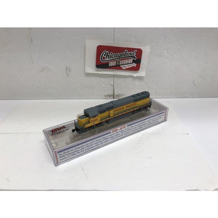 Atlas #49025 N UP #6001 SD60 Diesel