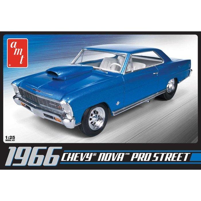 66 Chevy Nova Pro Street  1/25